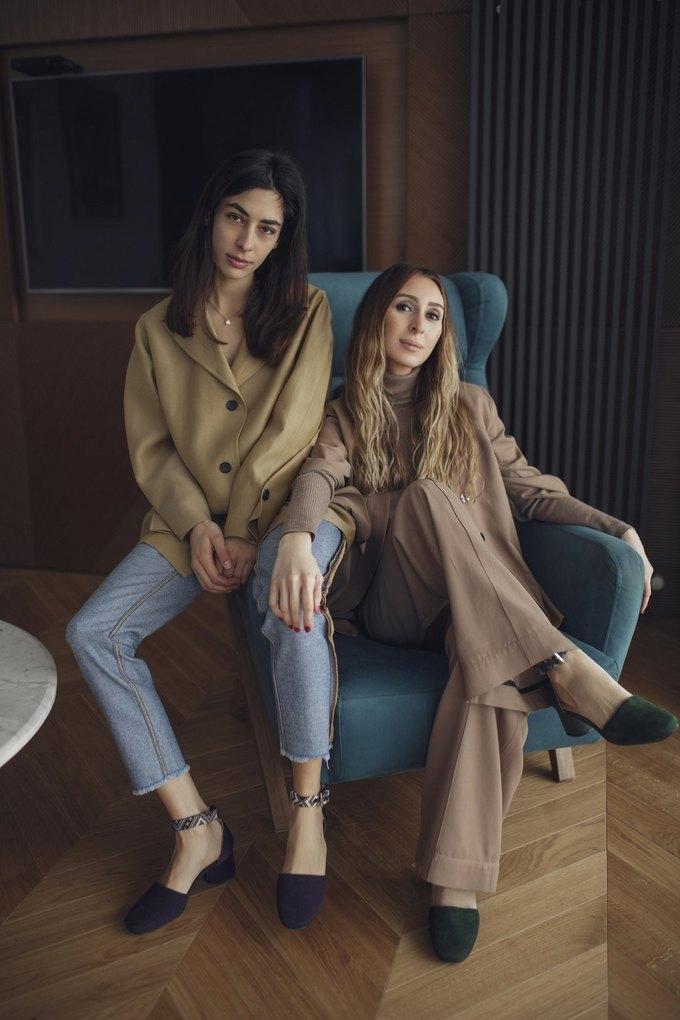 Portal и Анка Цицишвили показали совместную обувную коллекцию . Изображение № 9.