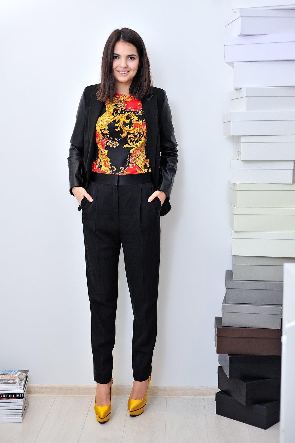Дойна Чобану, блогер. Изображение № 21.