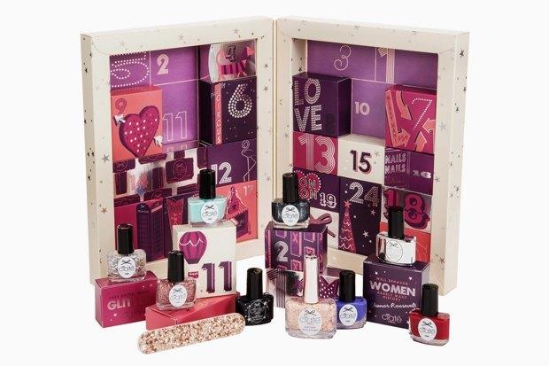 Зима близко: Самые красивые адвент-календари с косметикой. Изображение № 6.