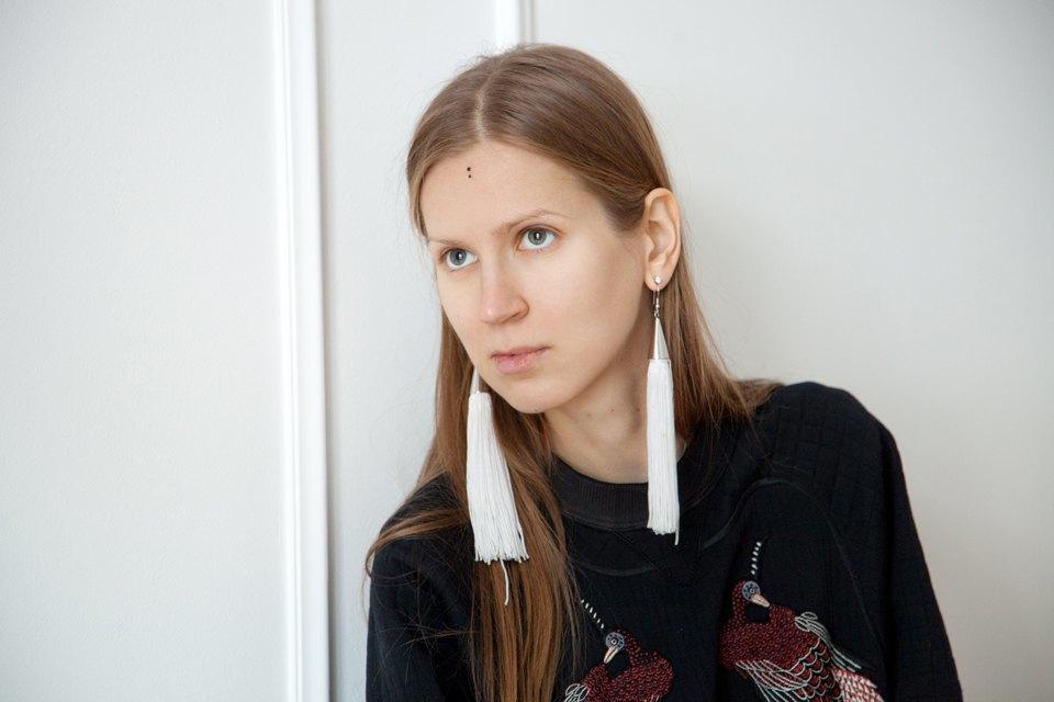 Аня Небренчина,  дизайнер марки Roi et Moi. Изображение № 22.