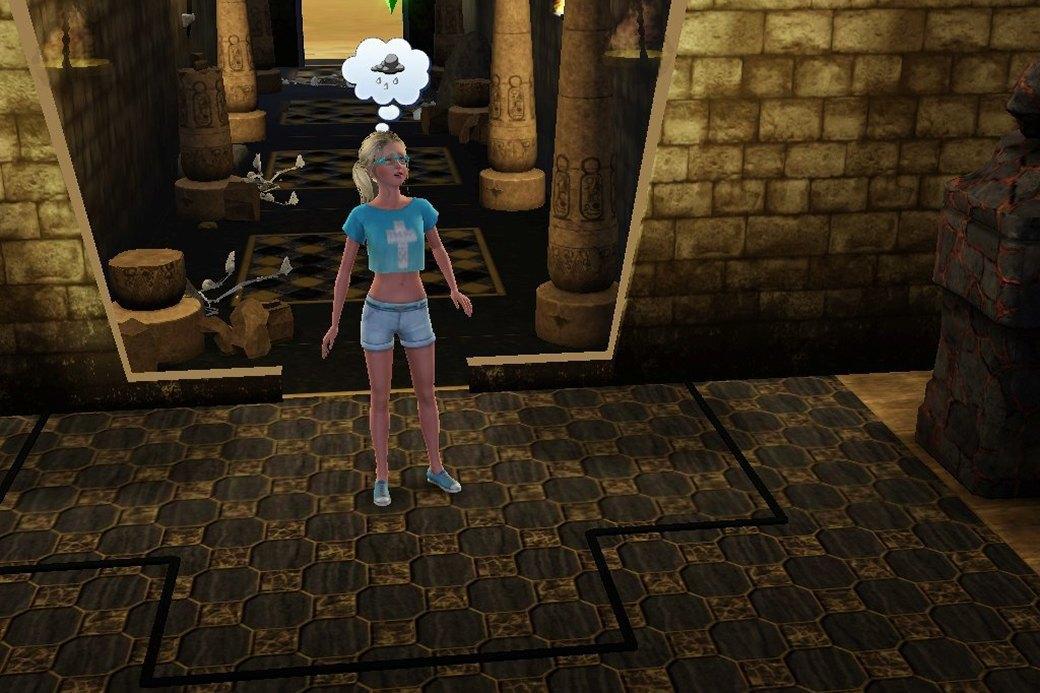 Как юные фанатки The Sims представляют себе взрослую жизнь. Изображение № 22.