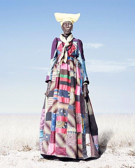 «Гереро»: мода африканского племени как символ неповиновения. Изображение № 3.