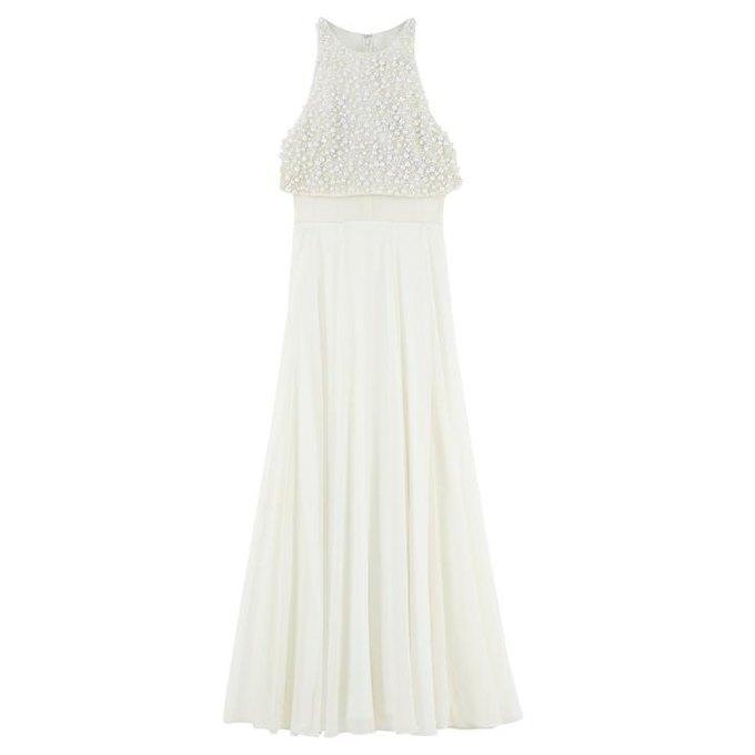 ASOS показали коллекцию демократичных свадебных нарядов с ценами. Изображение № 10.