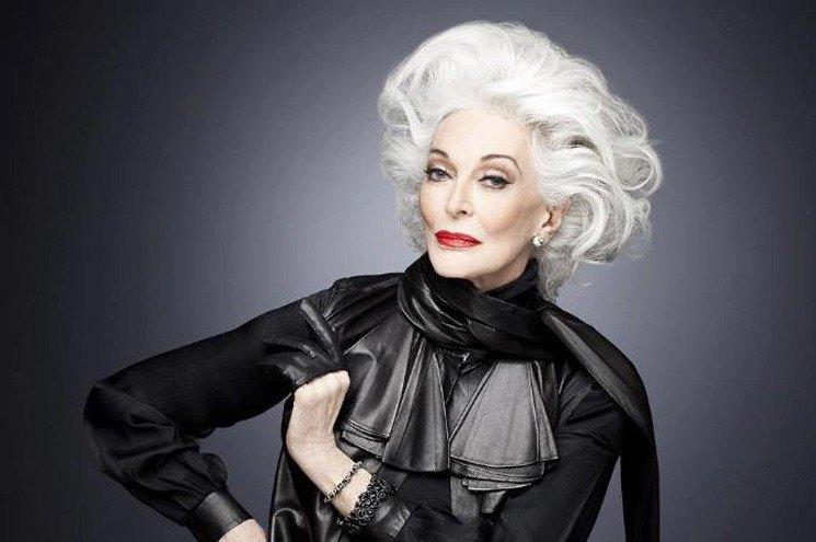 Кармен  Делль' Орефиче:  «Я планирую жить до 100 лет». Изображение № 5.
