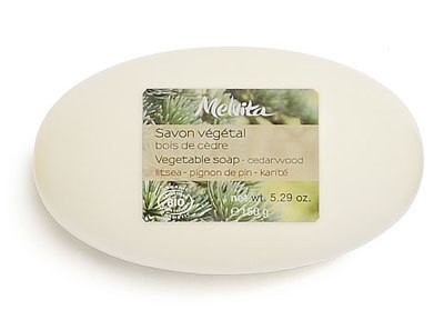 Melvita Vegetable Soap Cedarwood. Изображение № 4.