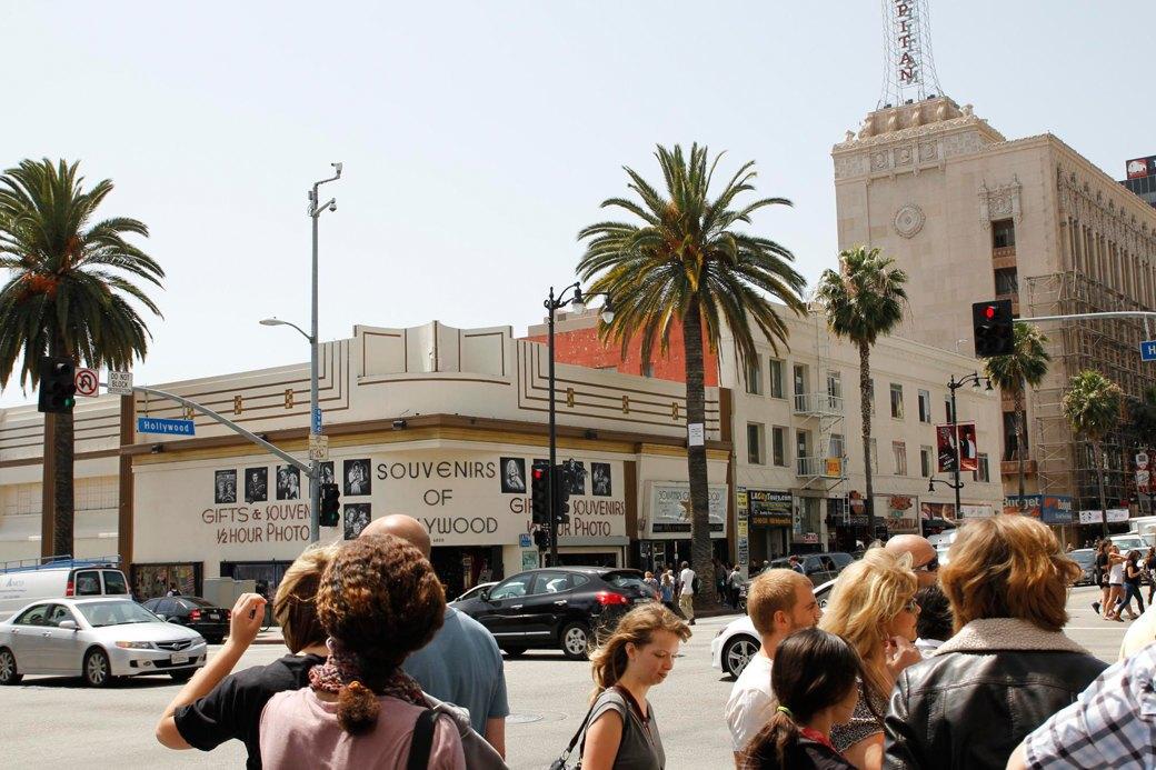 Как я попала в Голливуд и стала сниматься в массовке. Изображение № 1.