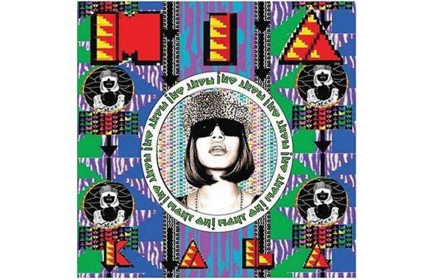 M.I.A. выпустила арт-альбом со своими работами. Изображение № 6.