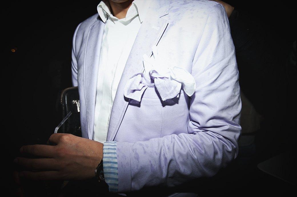 Неоновый дресс-код  на открытии летнего  сезона в баре Strelka. Изображение № 8.