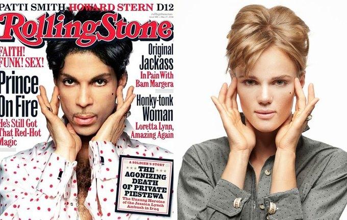 Принс, выпуск Rolling Stone от 27 мая 2004 года. Изображение № 5.