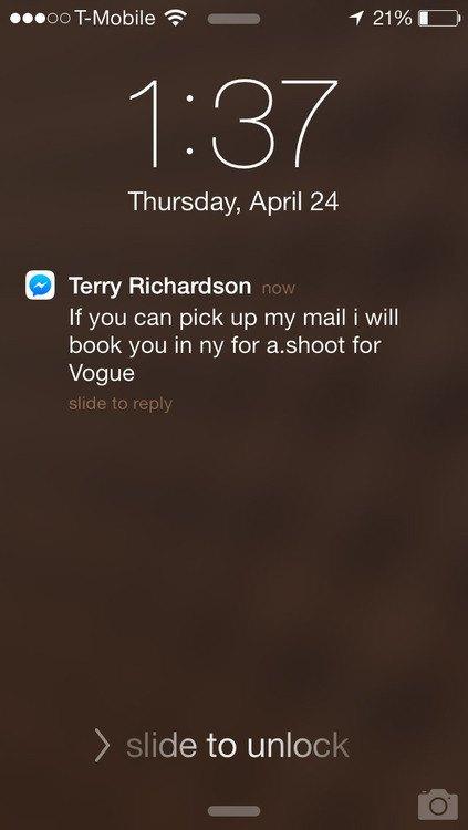Появился тумблог «Помоги Терри Ричардсону». Изображение № 5.