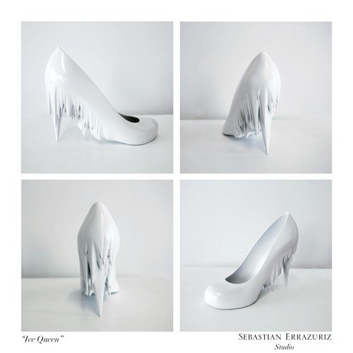Художник создал серию обуви, вдохновленную экс-подругами. Изображение № 4.