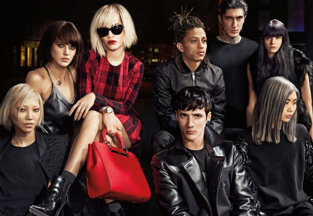 У DKNY вышла рекламная кампания с «настоящими нью-йоркцами». Изображение № 10.