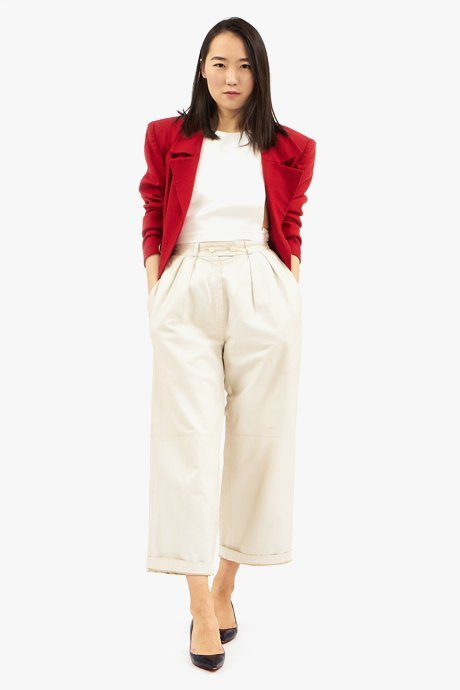 Cтарший редактор моды Glamour Иляна Эрднеева о любимых нарядах. Изображение № 6.