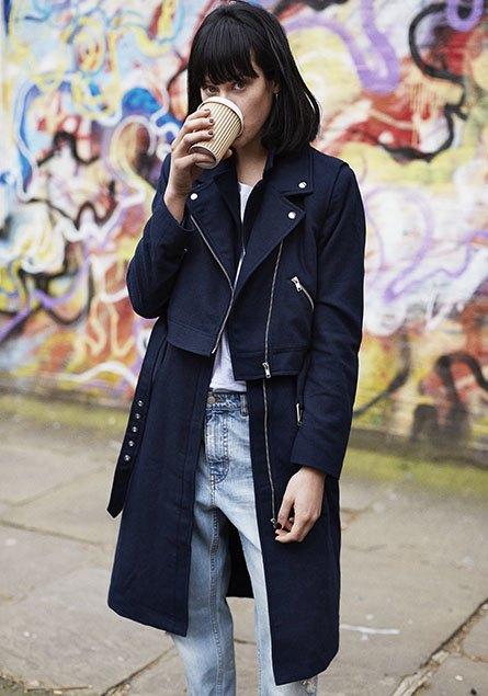 Модель: Лидия Грэм (Models1), стиль: Александра Карл, фото: Эрик Вольстрём    . Изображение № 12.