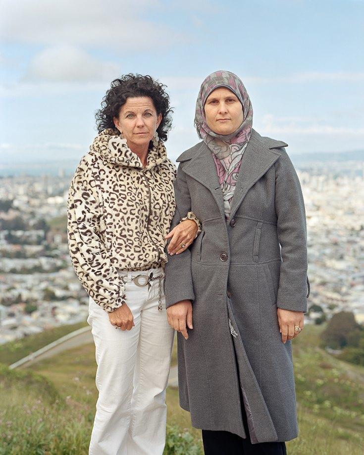 Аннали и Райка, Сан-Франциско, Калифорния, 2012. Изображение № 12.