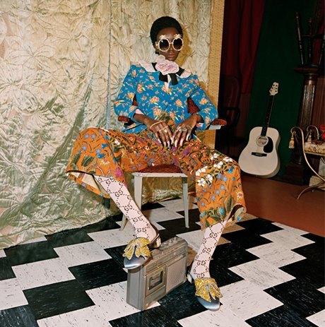 Танцуют все: Кампания Gucci, вдохновлённая 60-ми. Изображение № 2.