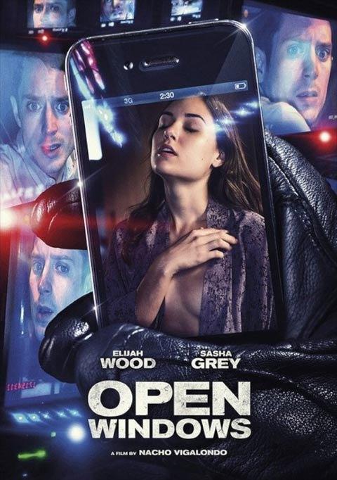 Появился постер нового триллера с Сашей Грей. Изображение № 1.