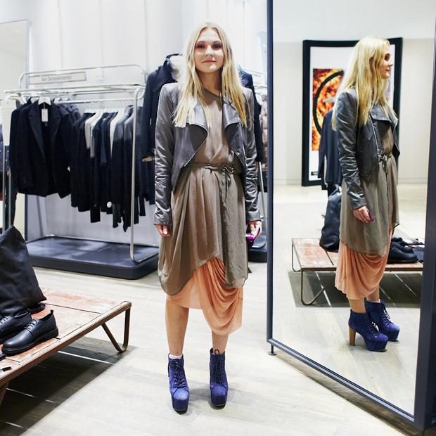 Грош цена: Люди на Fashion's Night Out о самых выгодных покупках. Изображение № 32.