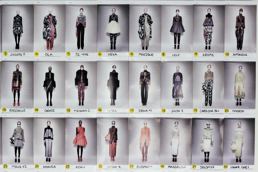 Paris Fashion Week FW 14: Бэкстейдж показа Kenzo. Изображение № 19.