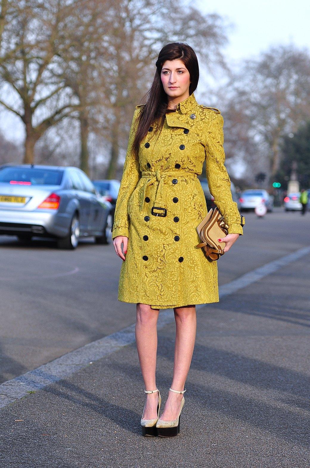 Неделя моды в Лондоне,  часть II. Изображение № 52.