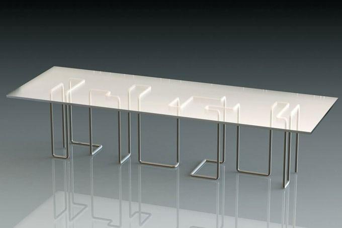 Брэд Питт создал коллекцию мебели вместе с Фрэнком Полларо. Изображение № 6.