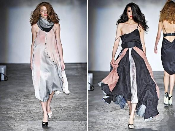 Показы на London Fashion Week SS 2012: День 1. Изображение № 10.