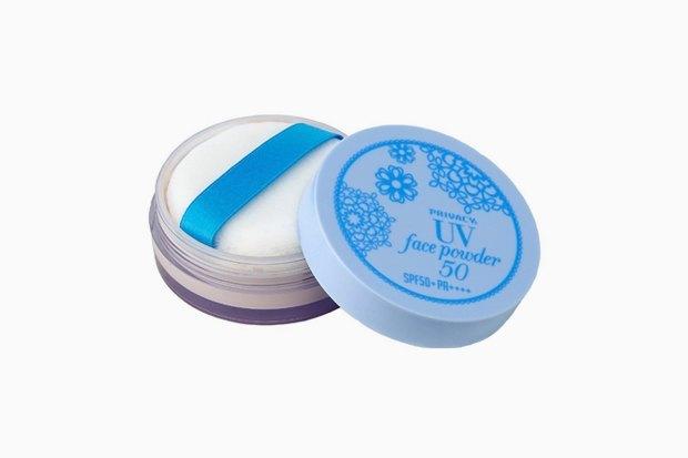 Солнцезащитная рассыпчатая пудра Privacy UV Face Powder SPF 50+. Изображение № 3.