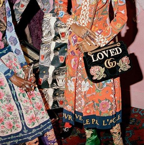 Танцуют все: Кампания Gucci, вдохновлённая 60-ми. Изображение № 3.