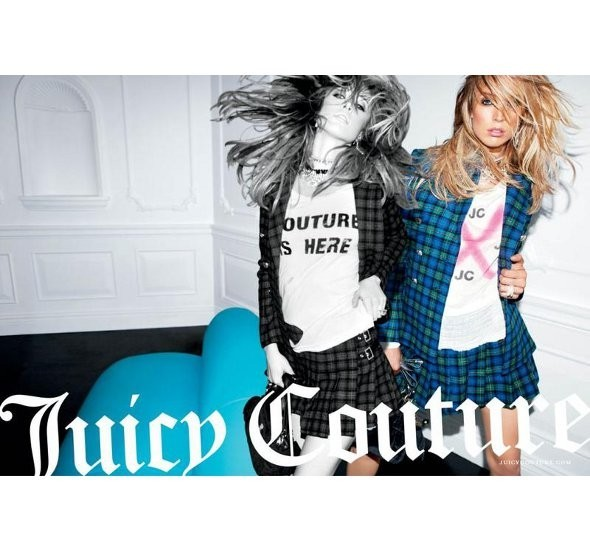 Juicy Couture FW 2011. Изображение № 21.