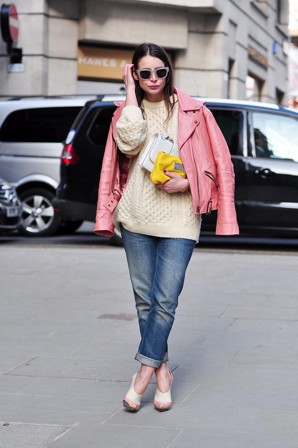 Неделя моды в Лондоне,  часть II. Изображение № 35.