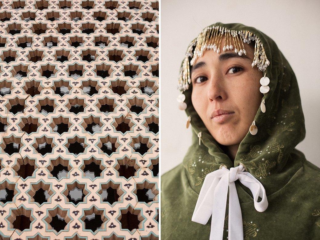 Жительницы Узбекистана в новом лукбуке J.Kim. Изображение № 14.