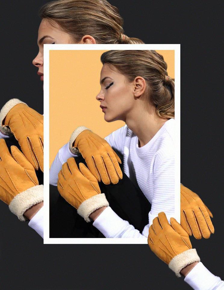 Ревизия: Перчатки на зиму. Изображение № 1.