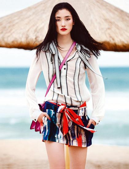 Новые лица: Лина Чжан, модель. Изображение № 17.