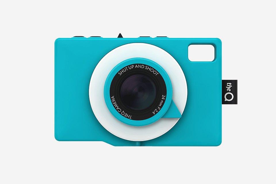 Самый красивый фотоаппарат для интернет-зависимых theQ . Изображение № 1.
