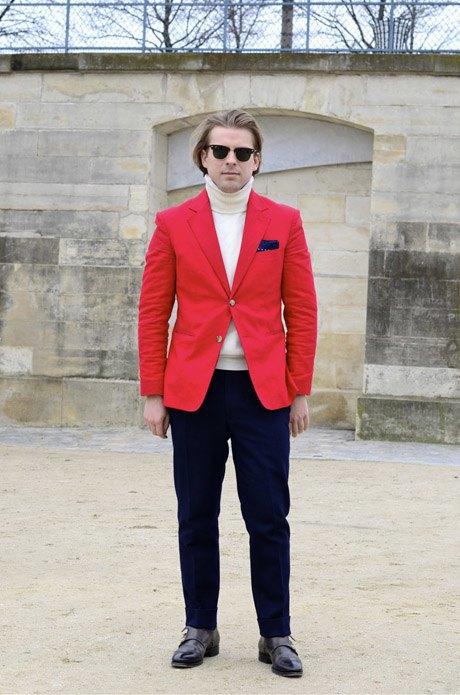 Гости Парижской недели моды FW13, часть 1. Изображение № 40.