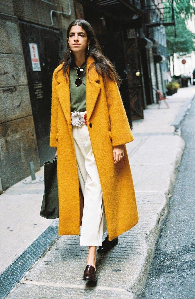 Леандра Медин провела экскурсию по Нью-Йорку  в фильме Mango. Изображение № 6.
