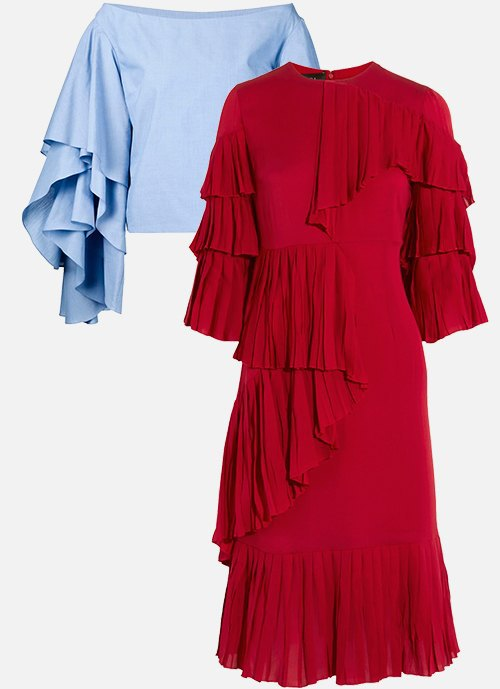Что будет модно через полгода: Тенденции из Милана. Изображение № 18.