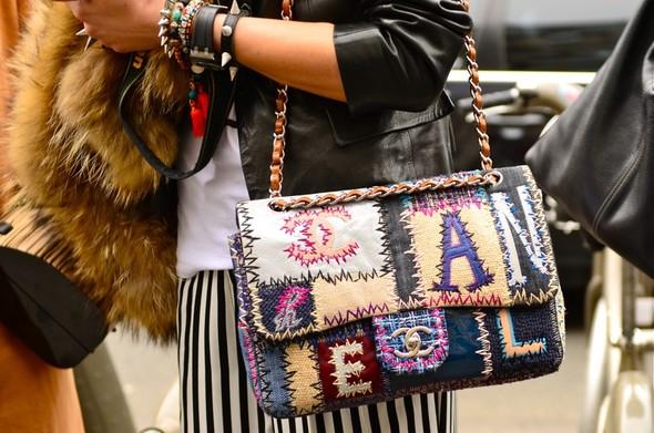 Неделя моды в Париже: Streetstyle. Изображение № 1.