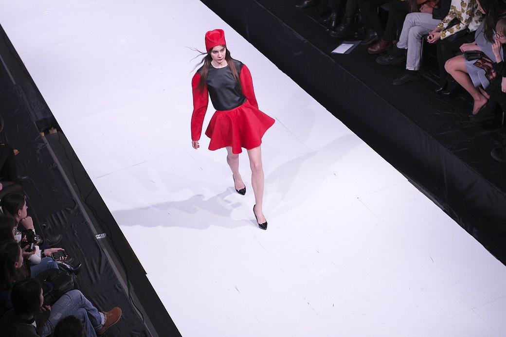 Чрезвычайное положение: Kiev  Fashion Days в снежную бурю. Изображение № 14.