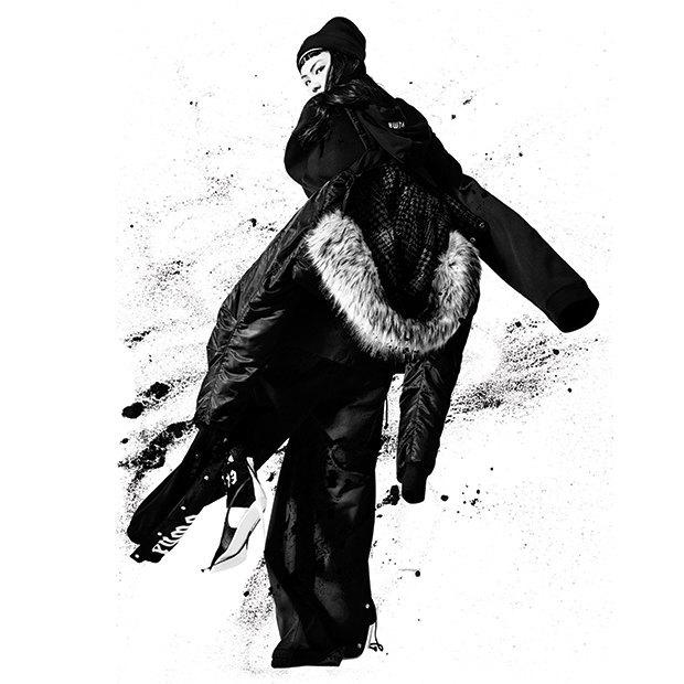 Дебютная коллекция Рианны для Puma поступила в продажу. Изображение № 1.