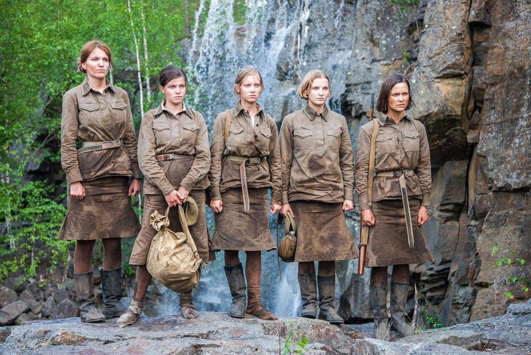 Женщины на фронте: Новая волна патриотического кино. Изображение № 8.