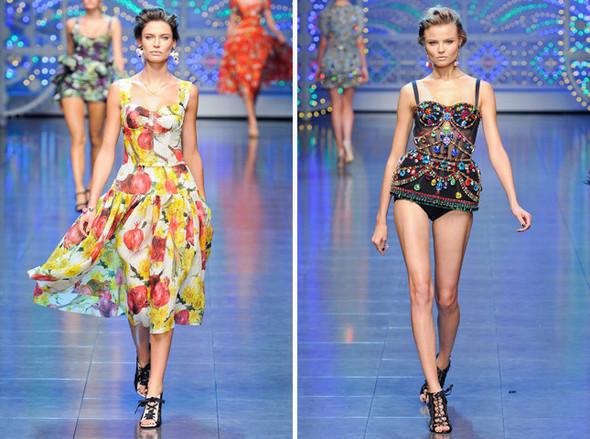 Показы Milan Fashion Week SS 2012: День 5. Изображение № 4.