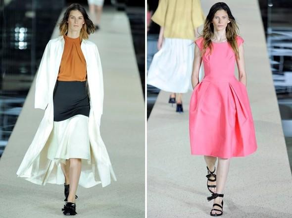 Показы на London Fashion Week SS 2012: День 3. Изображение № 24.