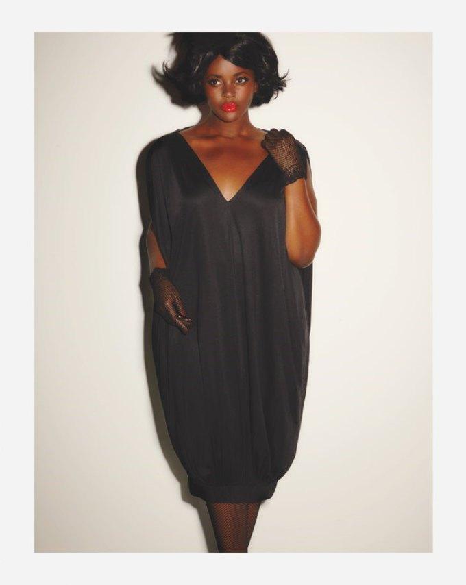 Бет Дитто представила коллекцию  плюс-сайз-одежды. Изображение № 3.