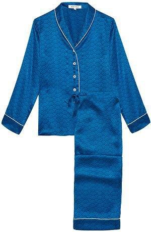 Пижамы из шелка Olivia von Halle. Изображение № 5.
