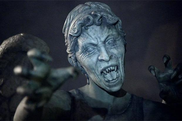 Плачущий ангел. Изображение № 14.
