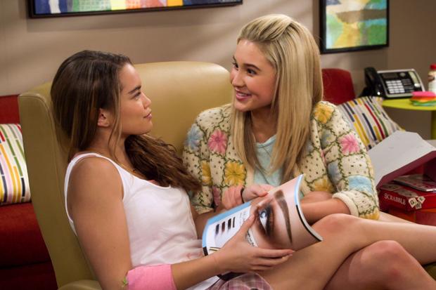 Дружба против рака: Подростковый сериал Netflix «Алекса и Кэти». Изображение № 9.