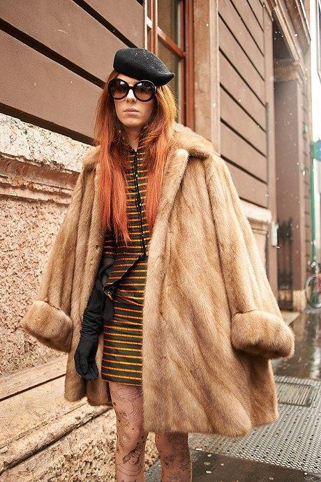 Стритстайл: Неделя моды в Милане,  часть II. Изображение № 5.