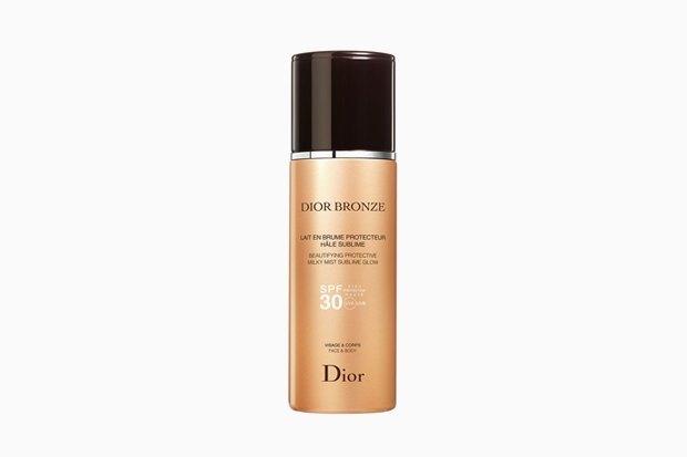 Защитная дымка для лица и тела Dior Bronze SPF 30. Изображение № 9.