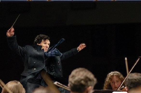 Падающий Шерлок стал новым интернет-мемом. Изображение № 5.